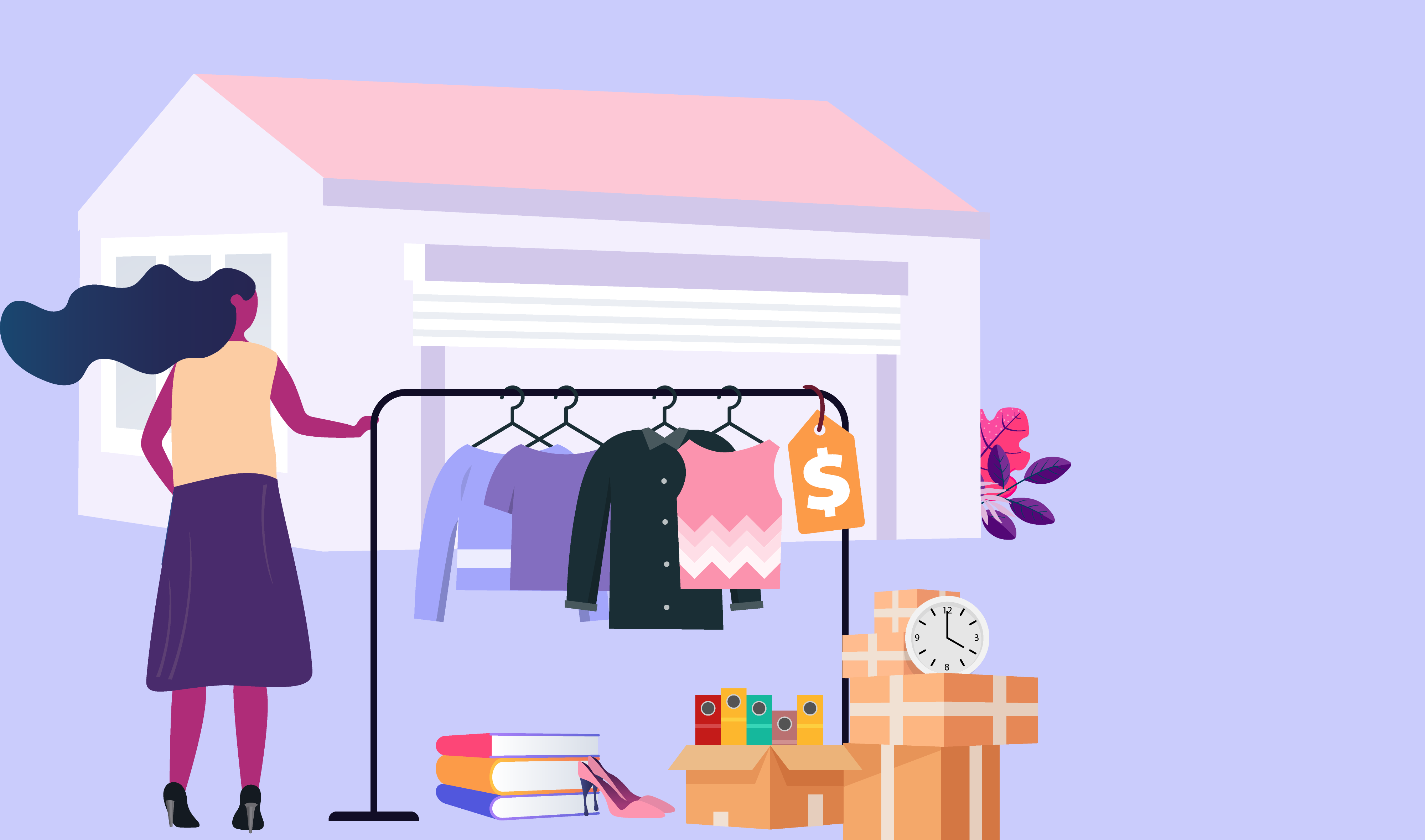 A Reseller's Guide to Yard Sales and Garage Sale Season